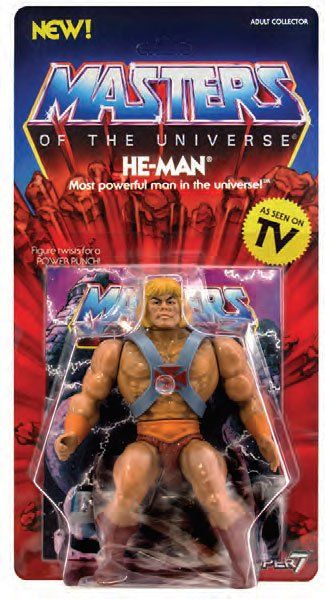 Vintage Collection He-Man