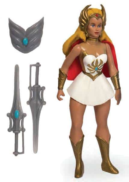 She-Ra Vintage Collection