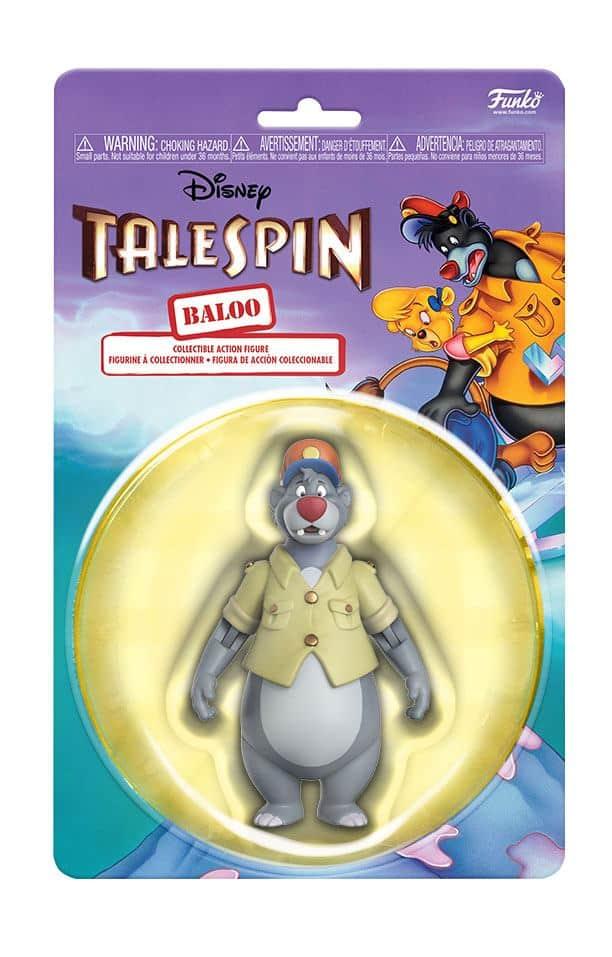 TaleSpin Baloo Reaction