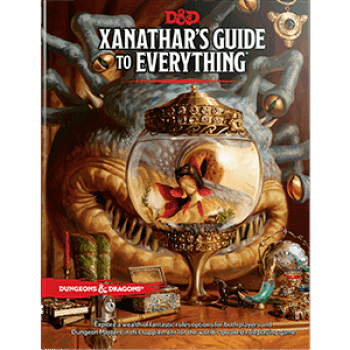 Dungeons & Dragons Xanathar's Guide to Everything