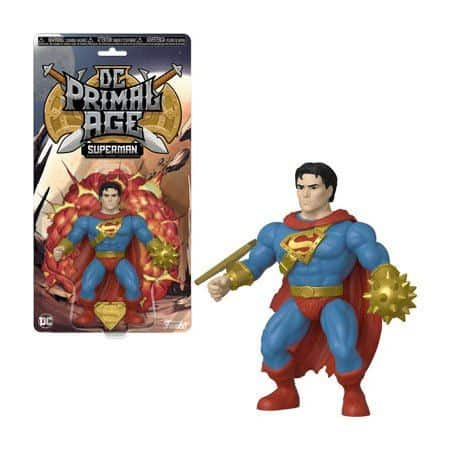 DC Primal Age Superman