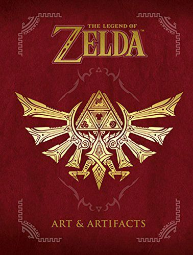 Legend of Zelda Art & Artifacts